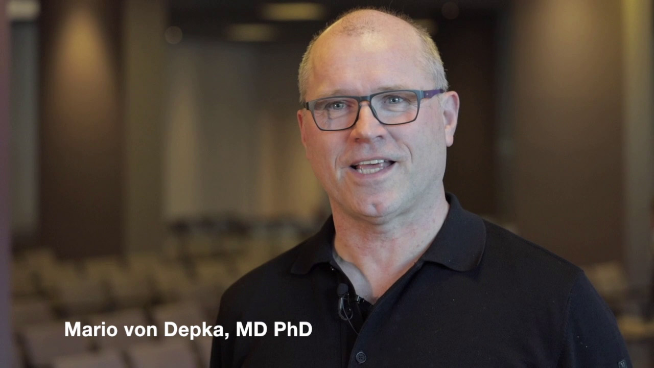 Interview with Dr Mario von Depka
